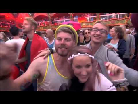 Paul Kalkbrenner - Sky and Sand - Live Tomorrowland 2015