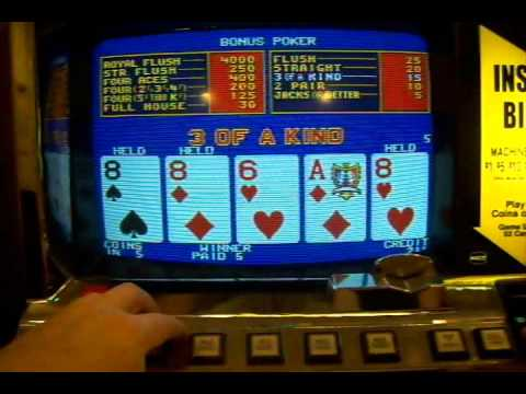 Slot Machine Poker Free