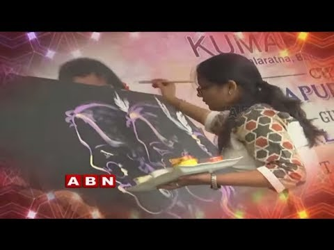Art Exhibition Draws Attention in Vizag