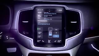 De nieuwe Volvo XC90 - Bowers & Wilkins geluidsinstallatie (animatie) - Henk Scholten Volvo