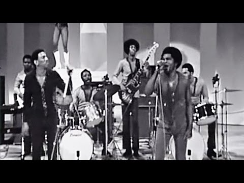 James Brown 4-24-71 Rome Italy