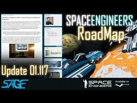 Future of Space Engineers (Dev roadmap & blogpost)