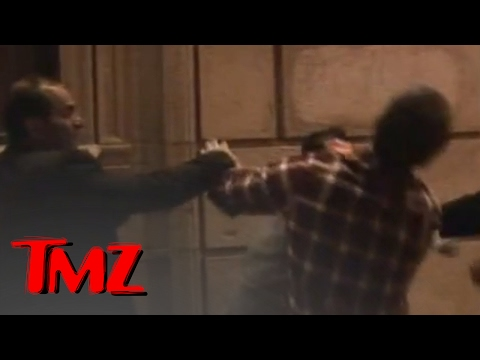 The Best Punch in TMZ History  TMZ