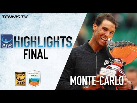 Thumbnail: Highlights: Rafael Nadal Wins Historic 10th Monte-Carlo Title