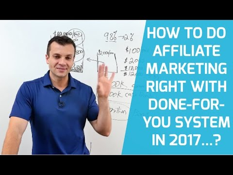 Affiliate marketing #1 secret system with multiple sources of income 2017