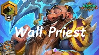 Hearthstone: Taunt / Wall Priest #6: Rastakhan's Rumble - Standard Constructed Post-Nerf