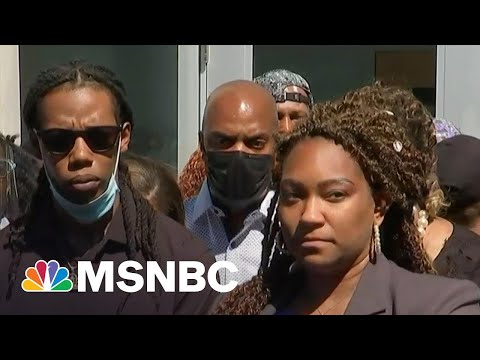 Andrew Brown Jr. Family Attorney: Police Only Shared 20 Seconds Of Video | Ayman Mohyeldin | MSNBC
