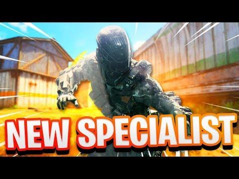 "NEW SPECIALIST IS INSANE.. NEW ""SPECTRE SPECIALIST"" LEAKED in BLACK OPS 4! (COD BO4)"