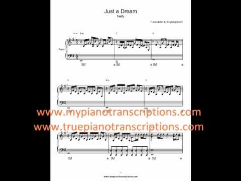 Just a Dream Nelly Sheet Music