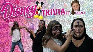(0.28 MB) ¿Quién sabe más sobre los personajes de Disney? Ft. La Bala // Paola Zurita Mp3