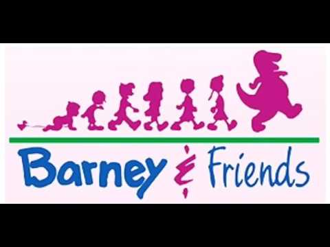 Barney & Friends Theme Song | 2016 Karaoke