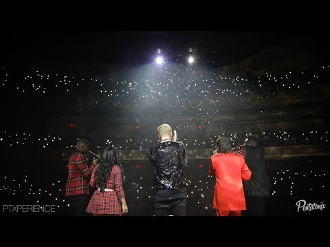 Youtube Pentatonix Christmas.Ptxperience The Christmas Is Here Tour 2018 Episode 12