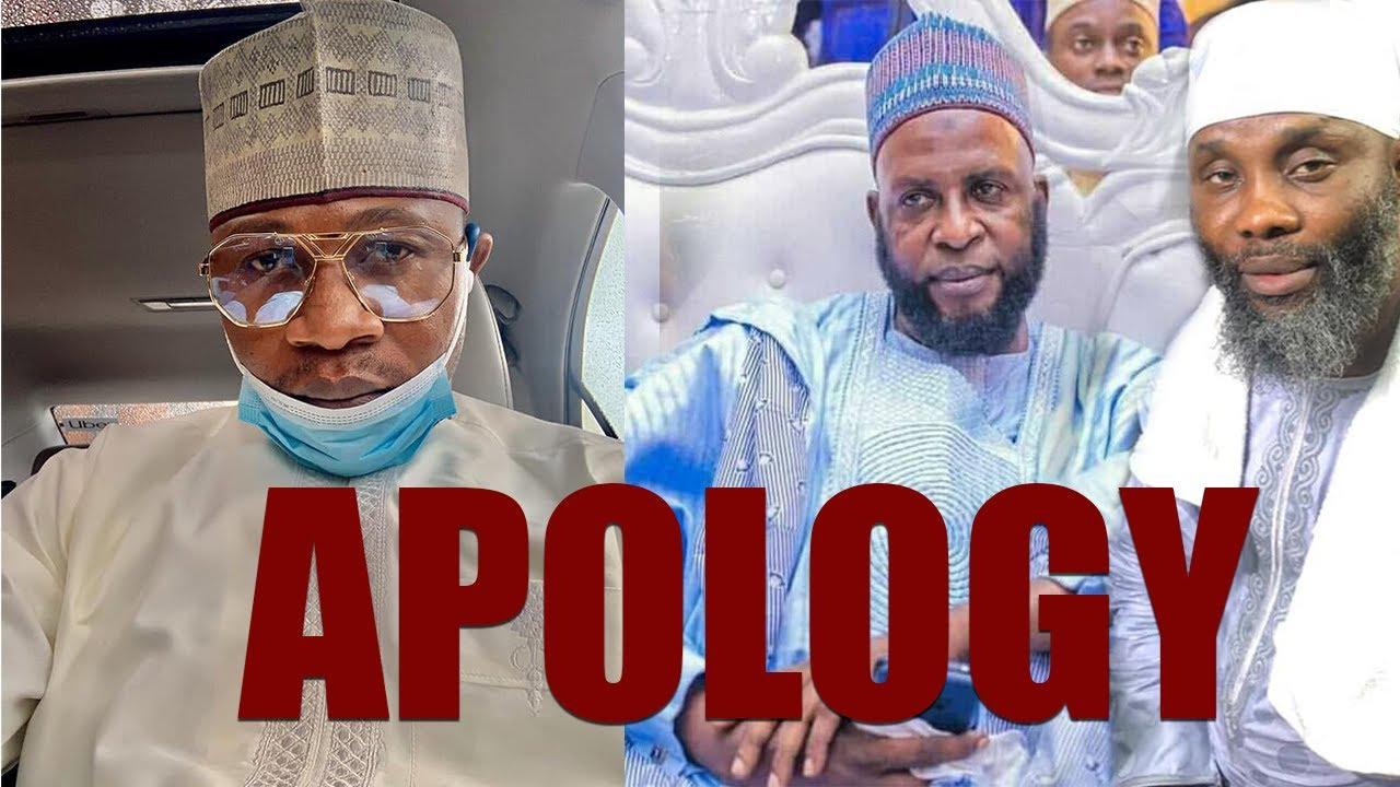 Download AMIR OKANLOMO APOLOGIZE TO SHEIKH AKEUGBA GOLD & SAVE YOUR SOUL FAMILY