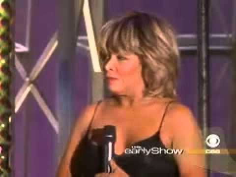 TINA TURNER INTERVIEW  CBS EARLY SHOW