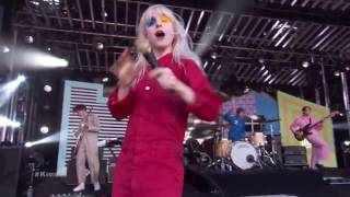 Paramore - Ain't It Fun [Live @ Jimmy Kimmel Show - May 2017]