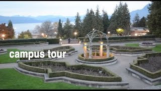 ubc campus tour