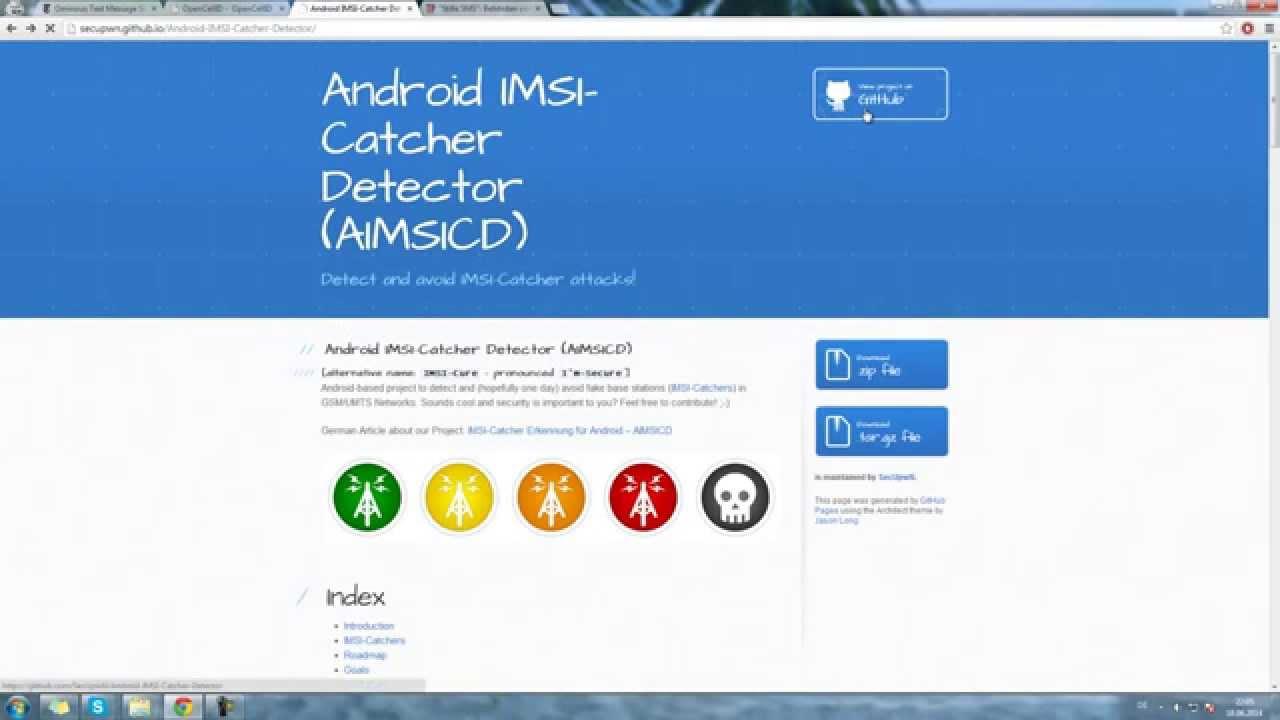 [Android] Tracking unterbinden | IMSI Catcher und Silent SMS abwehren