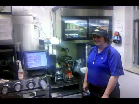 Mcdonalds cleaning