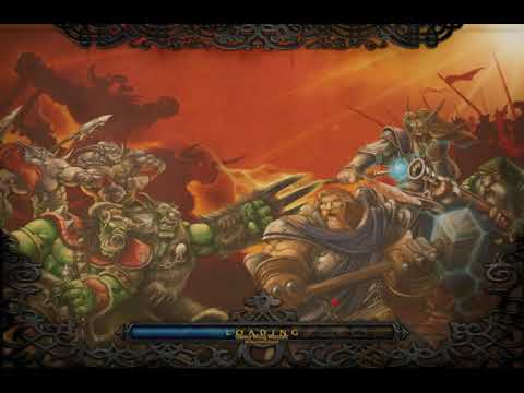 (Comment Request) 3 Archimonde vs 3 Cenarius & 4 Mannoroth (lv10 With Skills) 1080p