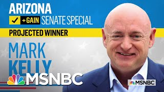 NBC News Projects Mark Kelly Will Win Arizona Senate Special Election | MSNBC