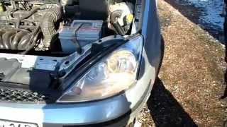 снятие и ремонт фары ford focus 1(, 2015-10-25T01:48:58.000Z)