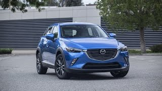 Real World Test Drive 2017 Mazda CX-3