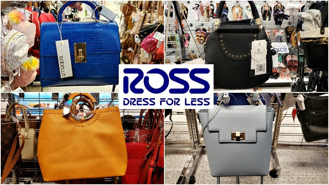 ee8bba44b5c038 ROSS Discounted DESIGNER HANDBAGS ON A BUDGET   SHOP WITH ME MAY ... calvin