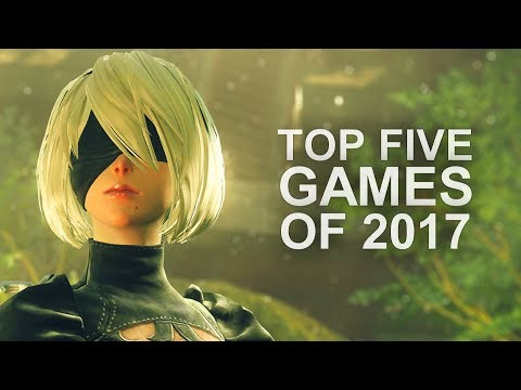 "The Writing on Games ""Top Five Games of 2017"" List"