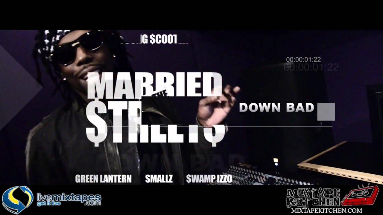 Download [Mixtape Kitchen Exclusive] Young Scooter Married to the Streets