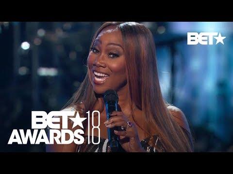 Yolanda Adams Sings Anita Baker's 'You Bring Me Joy' | BET Awards 2018