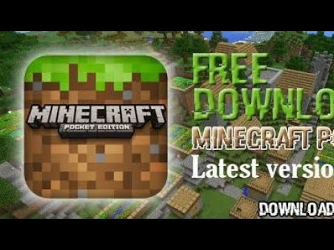 Minecraft Pe Gratis 1 2 10 2 100 Real V Youtube