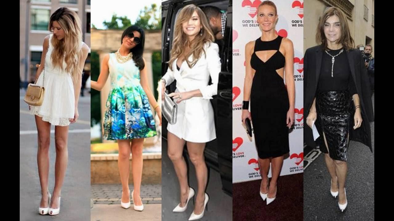 a3c785570 Sapato Branco Combina Com Que Roupa? (Dicas no Blog!) - YouTube