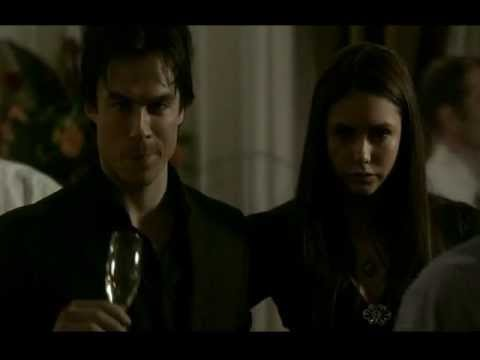 The Vampire Diaries: Damon & Elena - Trying Not to Love You