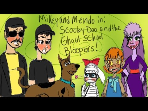 Scooby Doo and the Ghoul School Review Bloopers and Outtakes