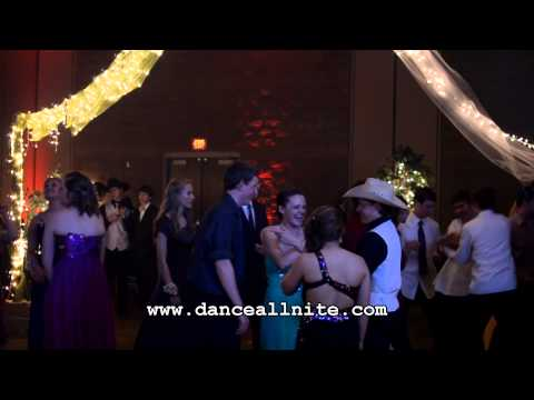 DJ XS Saratoga High Wyoming Prom 2014