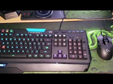 Logitech G903 Lightspeed Ambidextrous Wireless Gaming Mouse [Unboxing & Review]