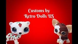 My Old Customs 42 ~ Littlest Pet Shop