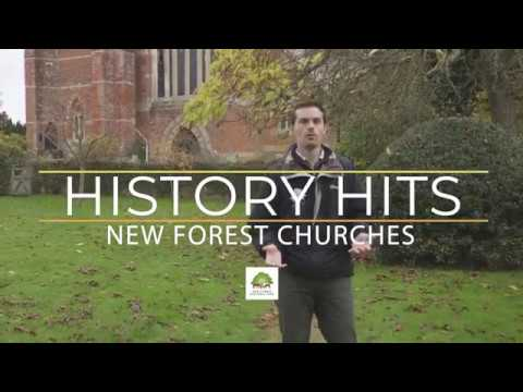 New Forest churches - New Forest History Hits
