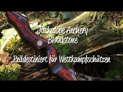 Review: Jackalope Archery Bloodstone - prädestiniert für den Wettkampf