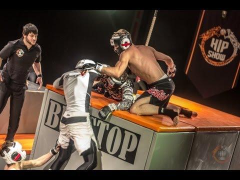 Crazy Russian fight MMA - Командные Поединки на Трехуровневой Арене