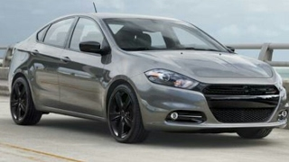 Dodge Dart Blacktop 2014 Videos