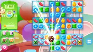Candy Crush Jelly Saga Level 444 Unlimited booster