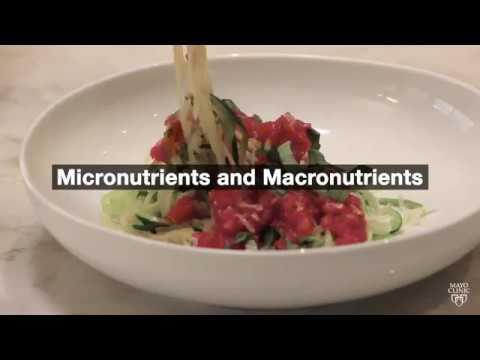 Mayo Clinic Minute: The difference between micronutrients and macronutrients