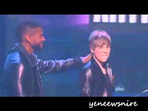 Justin Bieber AMA's 2010- Pray