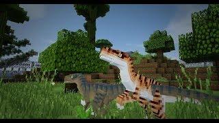 Minecraft Vua Khủng Long #3 : Rất Nhiều Hóa Thạch Tiền Sử Cổ Đại !