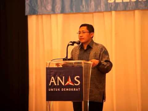 [Part I] Jelang Kongres PD II, Anas Sampaikan Orasi Politik Dihadapan Ratusan Pendukungnya