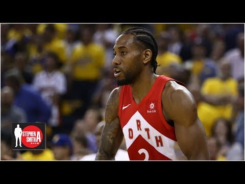 Kawhi likely headed to Clippers or Raptors - Brian Windhorst | Stephen A. Smith Show