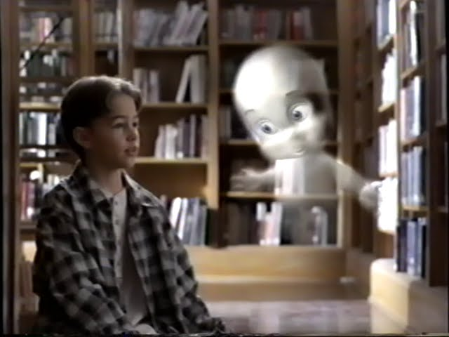 Casper - A Spirited Beginning (1997) Trailer (VHS Capture)