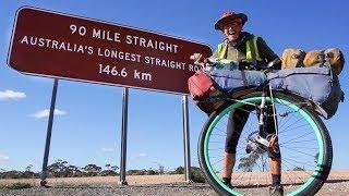 This is Australia. It's big and empty!