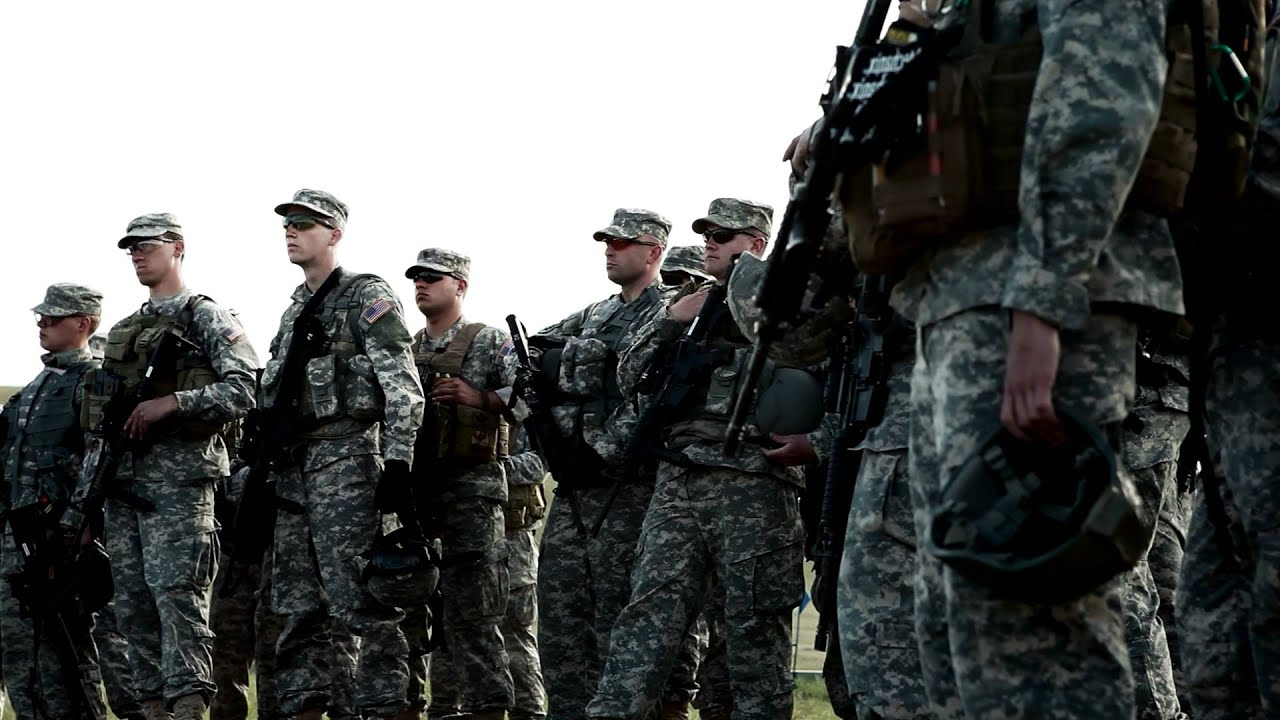 Group of Green Beret soldiers at training. - YouTube
